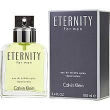 Туалетная вода Calvin Klein Eternity For Men 100ml Кельвин Кляйн Реплика супер качество