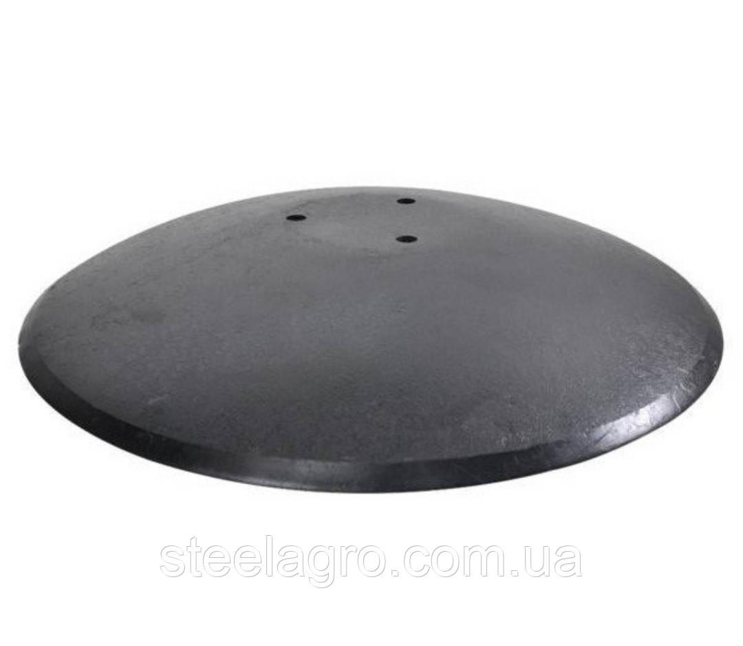 Диск гладкий Horsch 460Х4мм,3отв.ф13мм, межцентр 98мм (24251103)
