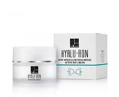 Зволожуючий крем для обличчя з гіалуронової кислотою Hyalu-Ron, 50 мл