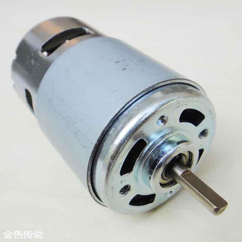 Двигатель 775/ Электромотор постоянного тока 775 12-24В