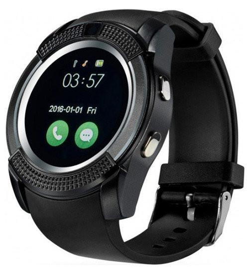Оригинал смарт-часы watch v8 часофон smart watch +плюс usb led фонарик в подарок