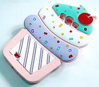 Чехол детский для Samsung Galaxy Grand duos i9082 / Grand Neo  силиконовый объемный игрушка мороженое icecream
