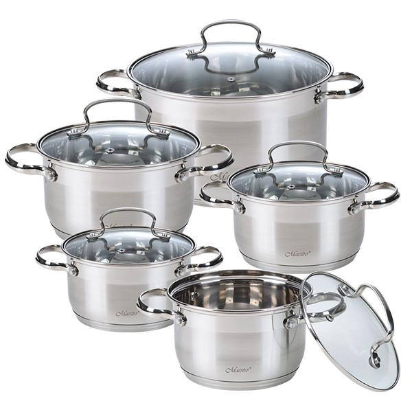 Набор посуды Maestro MR-3520-10