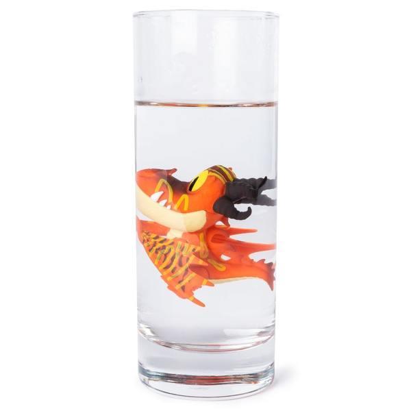 Как приручить дракона 3: мини-дракон Кривоклык, что светится под водой Spin Master