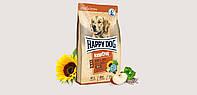 Happy Dog Premium NaturCroq Rind&Reis (Хэппи Дог) корм для взрослых собак с говядиной и рисом, 15кг, 60517