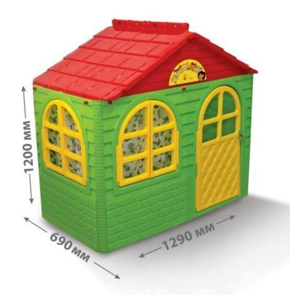 Домик для детей, Долони Doloni (02550/13) 129 х 69 х 120 см
