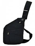 Мужская сумка Cross Body черная