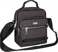 Мужская сумка OPTIMA O97558-01, черный