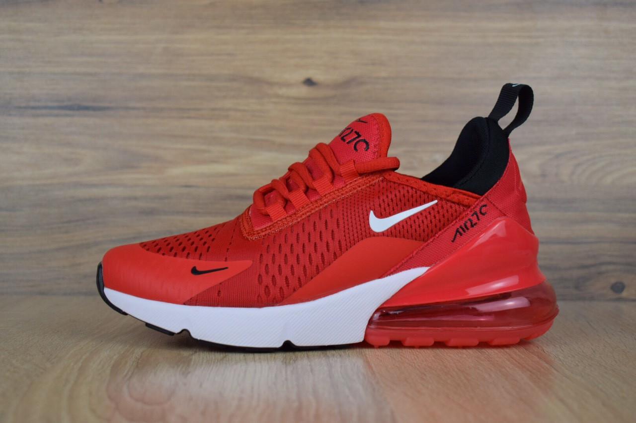 861ebe1b59cd79 Жіночі кросівки Nike Air Max 270, червоні, цена 1 150 грн., купить в ...