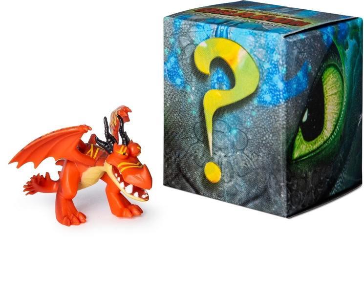 Как приручить дракона 3: набор из дракона Кривоклыка и тайного героя SM66622/7090 Spin Master