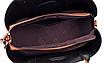 Сумка женская классическая MiySton Бордовый, фото 6