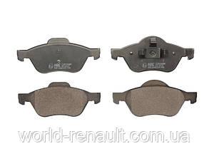 Комплект передних тормозных колодок Рено Лагуна III 1.5dci 8V, 1.6i 16V / ABE C1R038ABE