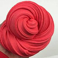 Слайм баттер  красный , объем 50 мл