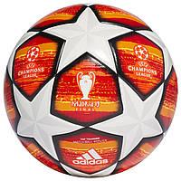 Мяч футбольный ADIDAS FINALE MADRID 19 TOP TRAINING DN8676 (размер 5)