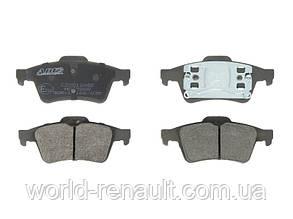 Комплект задних тормозных колодок Рено Лагуна III / ABE C2X012ABE