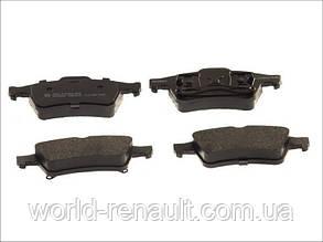 Комплект задних тормозных колодок Рено Лагуна III / LPR 05P815