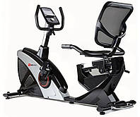 Велотренажер Hop-Sport HS-070L Helix iConsole+ Silver (3-HS070L)