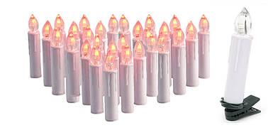 """Новогодняя подсветка """"Свеча"""" 32 LED"""