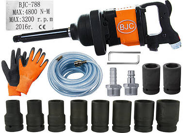 Пневматические ключи BJC 997