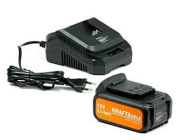 Акумуляторна батарея KRAFT&DELE PROFESSIONAL KD1760 + KD1761