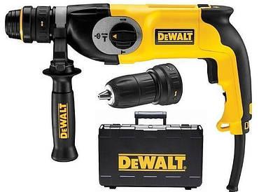 Ударний дриль DeWALT D25124K