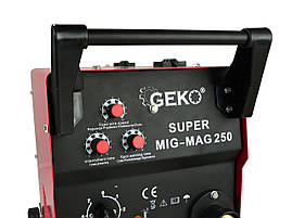Сварочный аппарат GEKO GEMAG 250 SUPER , фото 3