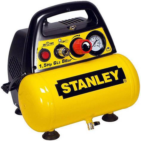 Воздушный компрессор STANLEY 6L, фото 2