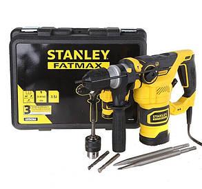 Ударний дриль STANLEY FatMax FME1250K