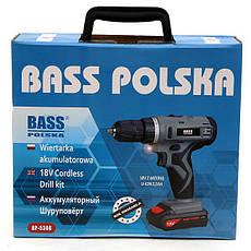 Дрель-шуруповерт BASS POLSKA BP-5306, фото 3