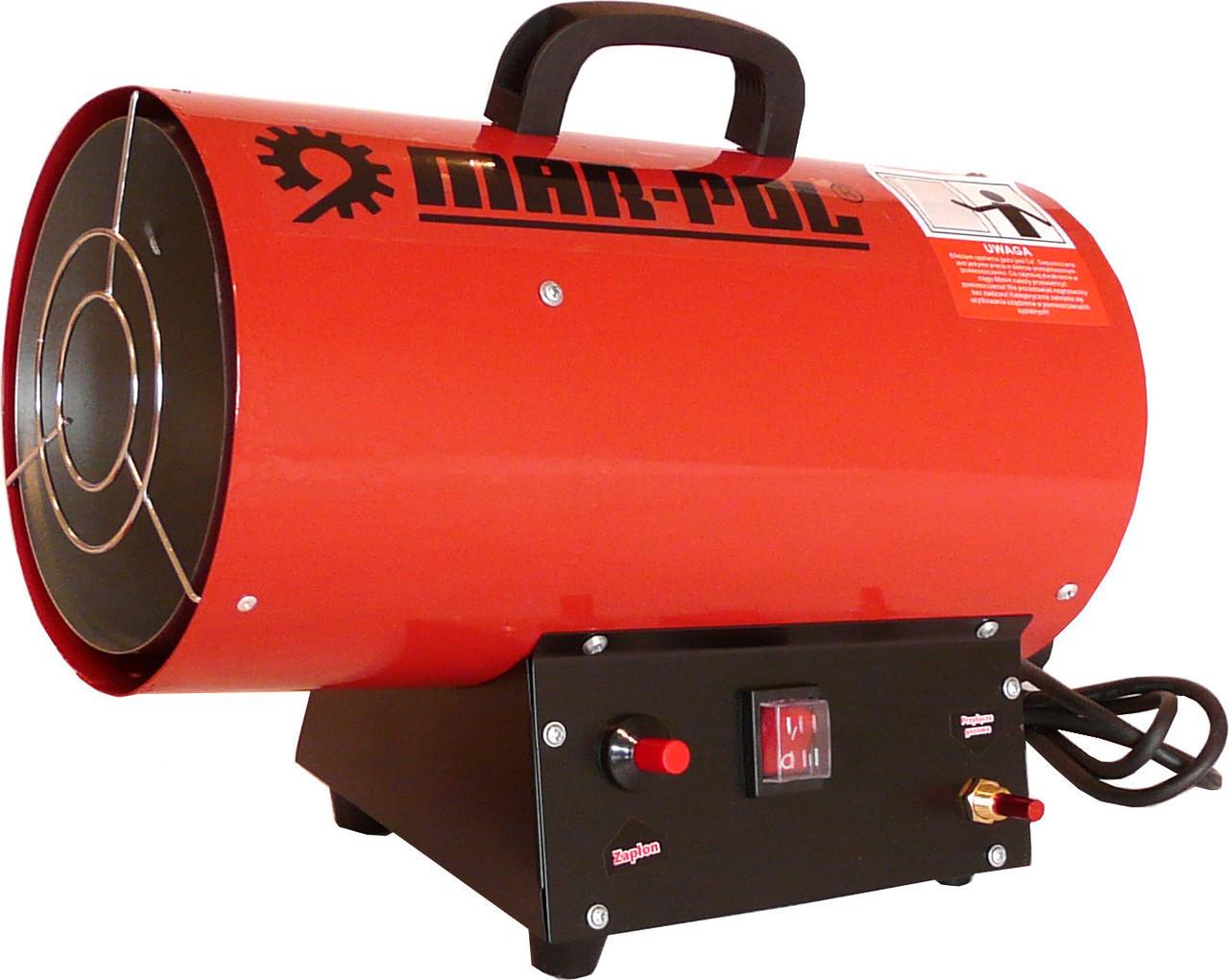 Газовий нагрівач MAR-POL M80925