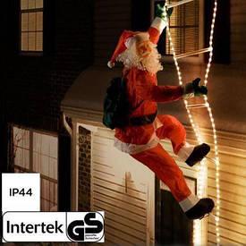 """Новорічна іграшка """"Дід Мороз"""", 240 LED, 240 см"""