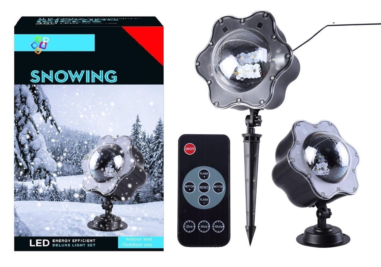 Лазерний проектор SNOW