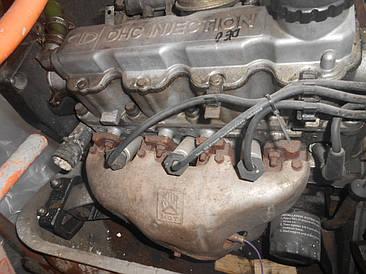 Двигун + коробка + все навісне DAEWOO NEXIA