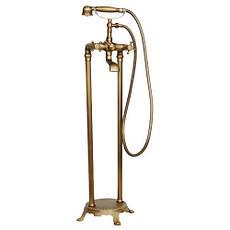 Кран для ванной комнаты смеситель RETRO W-089, фото 3