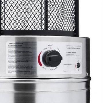 Внешний наружный радиатор Goldflame V2A, фото 2