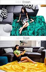 Мягкий плюшевый ковер 160x230 см, фото 3