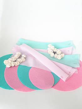 Набор текстиля в кукольный домик NestWood Стандарт/Люкс/Люкс Плюс (для кукол Барби)