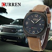 Мужские наручные часы с японским кварцевым механизмом Curren 8158, фото 1