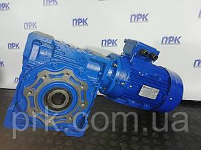 Мотор-редуктор червячный одноступенчатый NMRV 110