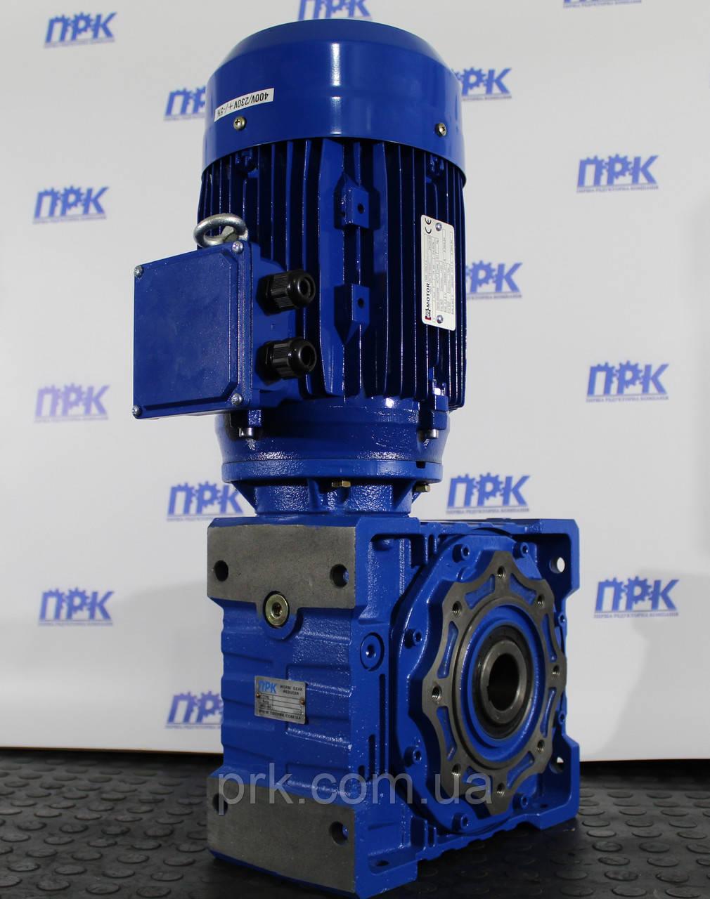 Мотор-редуктор червячный одноступенчатый NMRV 130