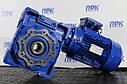 Мотор-редуктор червячный одноступенчатый NMRV 130, фото 3