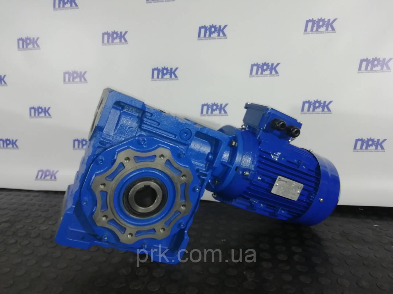 Мотор-редуктор червячный одноступенчатый NMRV 150