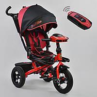 Трехколёсный детский велосипед Best Trike 6088F-1120 с надувными колесами, фото 1