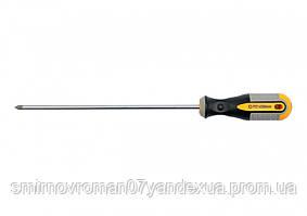 Отвертка крестовая VOREL PZ0 х 100 мм