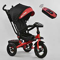 Трехколёсный детский велосипед Best Trike 6088F-2780 с надувными колесами, фото 1