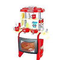 Ігровий набір дитяча кухня Kitchen WD-15 red