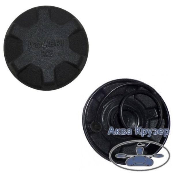 Крышка воздушного клапана Kolibri К 2, черная
