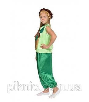Детский карнавальный костюм Желудь для детей 4,5,6,7,8,9 лет Костюм Жолудь для мальчиков девочек 340, фото 2