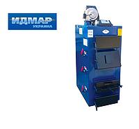 Твердотопливный котел ИДМАР GK-1 13 кВт длительного горения, фото 1