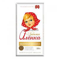 Молочный шоколад Любимая Аленка Коммунарка 100г Беларусь